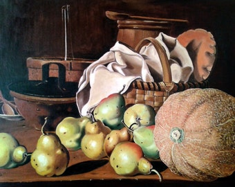 Lovely still life Luis Melendez