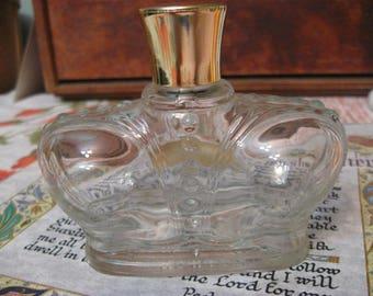 vintage prince matchabelli  cologne bottle wind song paris