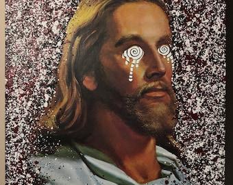 Subliminal Messaging Jesus.