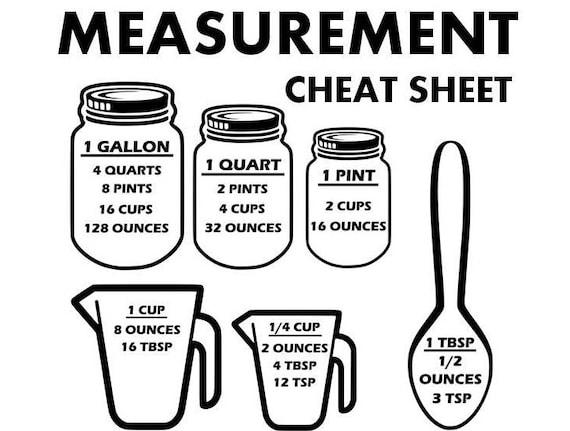Download Measurement svg kitchen svg cooking svg cutting board svg