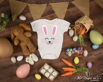 Bunny Face/Easter/Gift