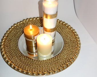 Candle Holder \Decorative Charger