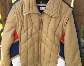 Ski Jacket and Vest! 1970 - Aventura Double Play