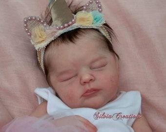 Custom reborn baby Belami by Samantha Gregory