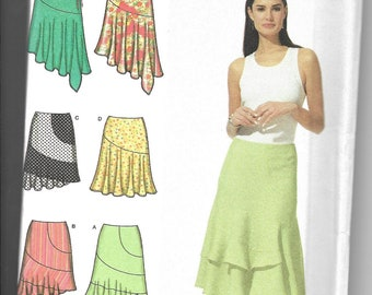 Simplicity | 5005 | Misses' Skirts with Length Variations | Uncut and Factory Folded