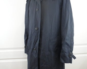 Blue Trenchcoat with Belt