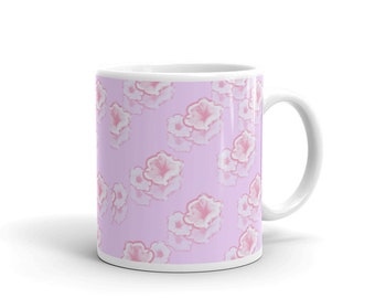 Pink Blossom Mug