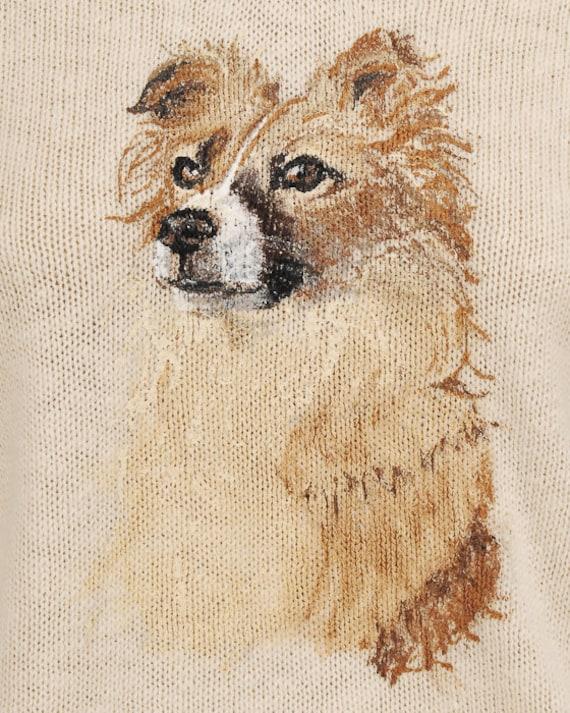 Dog Portrait Sweater (Custom) FDEEPLyS