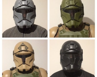Airsoft Republic Commando helmet (with ears protection)