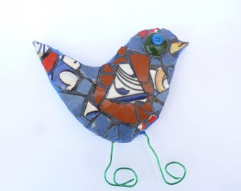LITTLE BIRD MOSAIC