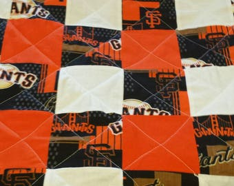 San Francisco Giants  full size quilt