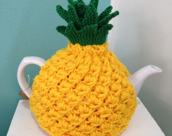 Pineapple Tea Cosy/Pre Order Available/Tea Cozy/Teacosy/Fruity Gift/Gift idea/Grandma/Homewares