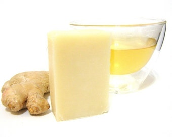 White Tea and Ginger Soap