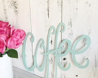 Coffee Sign, Coffee Bar Sign, Coffee Cafe