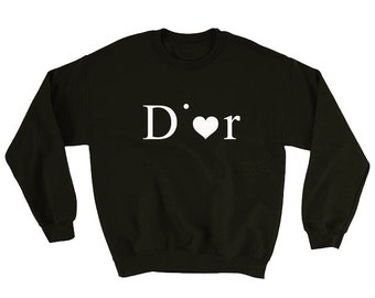 D-DOT LOVE SWEATSHIRT
