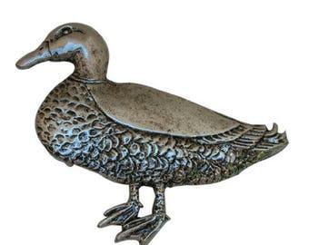 Duck Medallion,XL