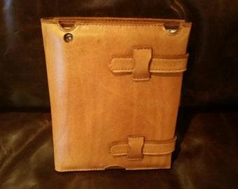 Leather IPAD Case.