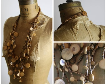 Hand Made West African Necklace