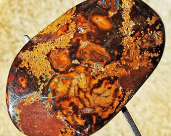 Opal boulder yowah - ref3710 - undrilled