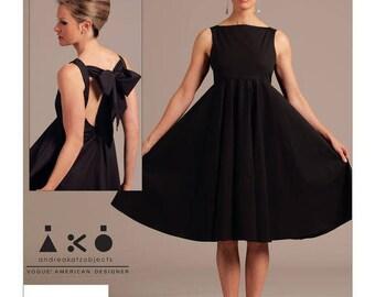 Dress sewing pattern Vogue V1102 Designer