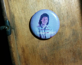 Robert Plant Pin