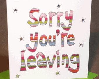 Sorry Cards | Etsy UK