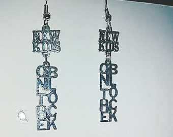 1990 New Kids On The Block earings