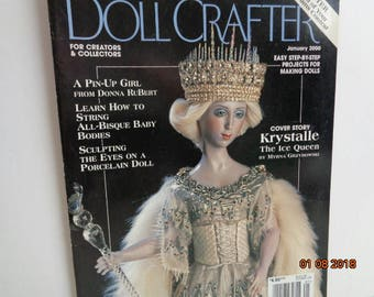 Doll Crafter  January  2000