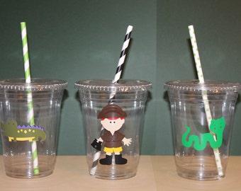 Safari Party Cups