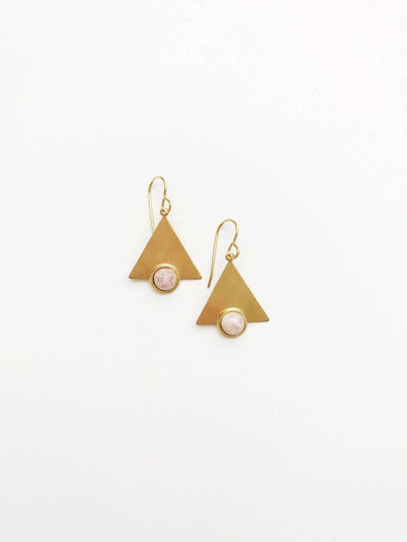 Simple Triangle Drops, more colors available