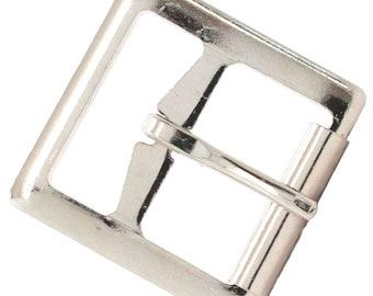 "Nickel Buckle  Roller Bar 1"" 20054-02"