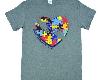 Accept, Understand, Love Graphite Grey T-Shirt Was 14.95 Now 8.97