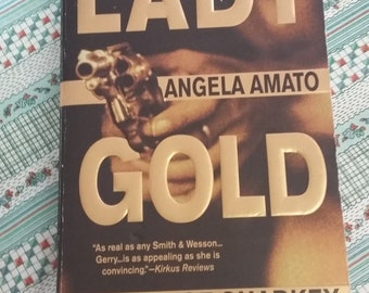 Angela Amato - Lady Gold - Paperback