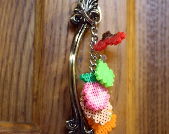 Animal Crossing Fruit Collector Keychain
