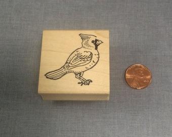 Cardinal Rubber Stamp