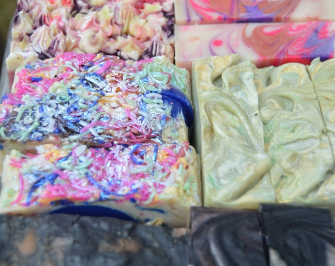 Featured listing image: 5 Bars Soap Bundle