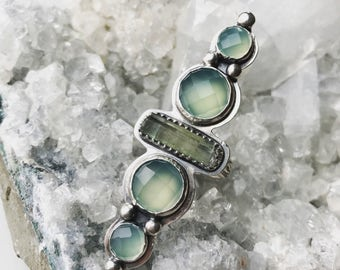 The Enchantress Ring - Aqua