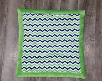 Minky Comfort Baby Blanket