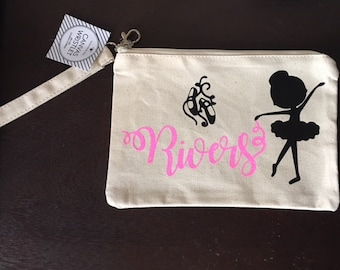 Cosmetic/Makeup Bag - Personalized