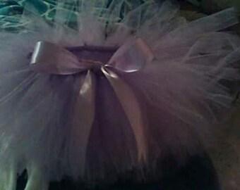 lavender newborn tutu