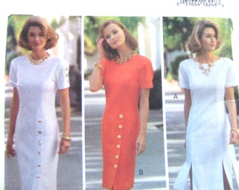 Butterick uncut 6774 Ronnie Heller dress size 6 - 8