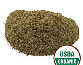 Lemon Balm Leaf Powder, Organic 1 oz or 8 oz