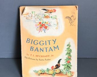 Biggity Bantam  T.l. McCready  Published by Frederick Warne, London (1961)
