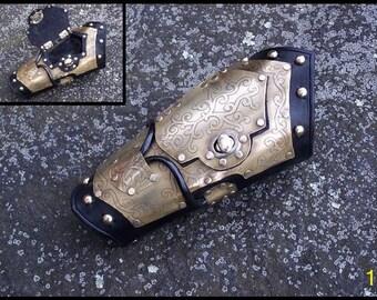 Customized Steampunk Bracer (Materials Deposit)