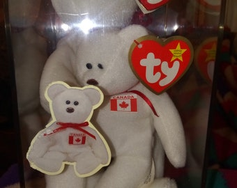 Ty beanie baby maple n little maple