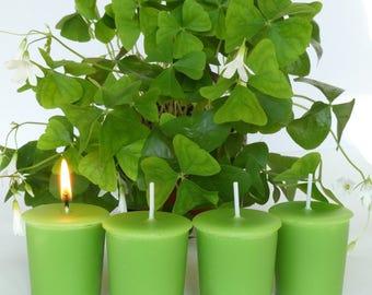EMERALD ISLE (4 votives or 4-oz soy jar candle)