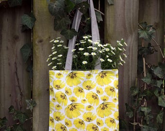 Youngia Japonica (Margaritilla) Flower Tote Bag