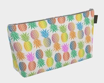 Pineapples Makeup bag