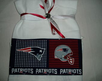 Patriots Flour Sack Dish Towel