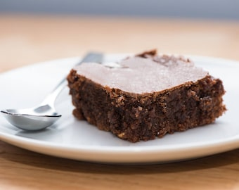 The Fudgy Fave Brownie